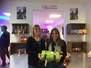Mamas Bauchladen im POP Up Store in Miesbach